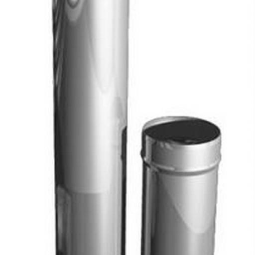 Труба  L 1000  D 115 Нерж.Сталь 0,5мм