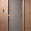 Дверь для бани DooRWooD